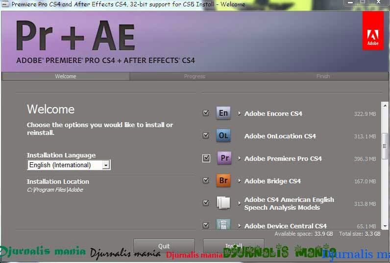 crack for adobe after effects cs4